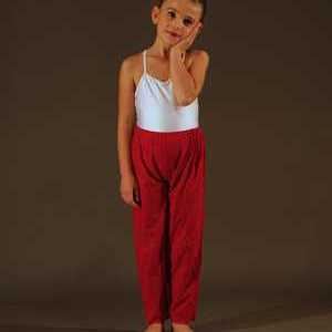 PP4 - Pantalon rouge